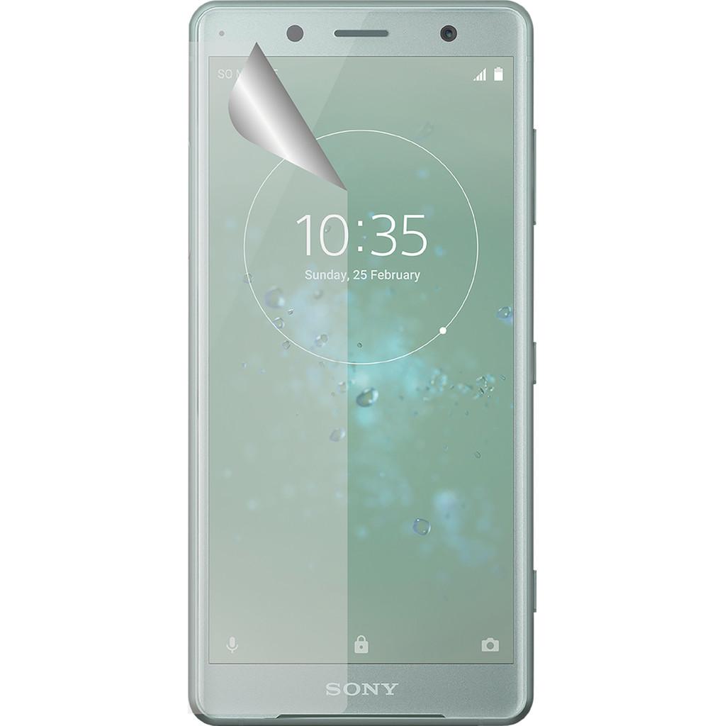 Azuri Protège-écran en Plastique Sony XZ2 Compact Lot de deux