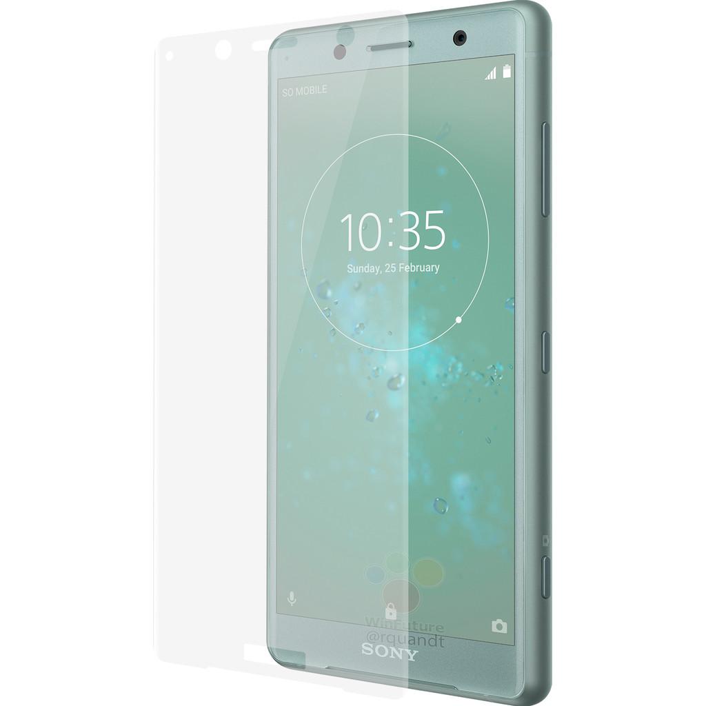 Azuri Protège-écran Verre trempé Sony XZ2 Compact