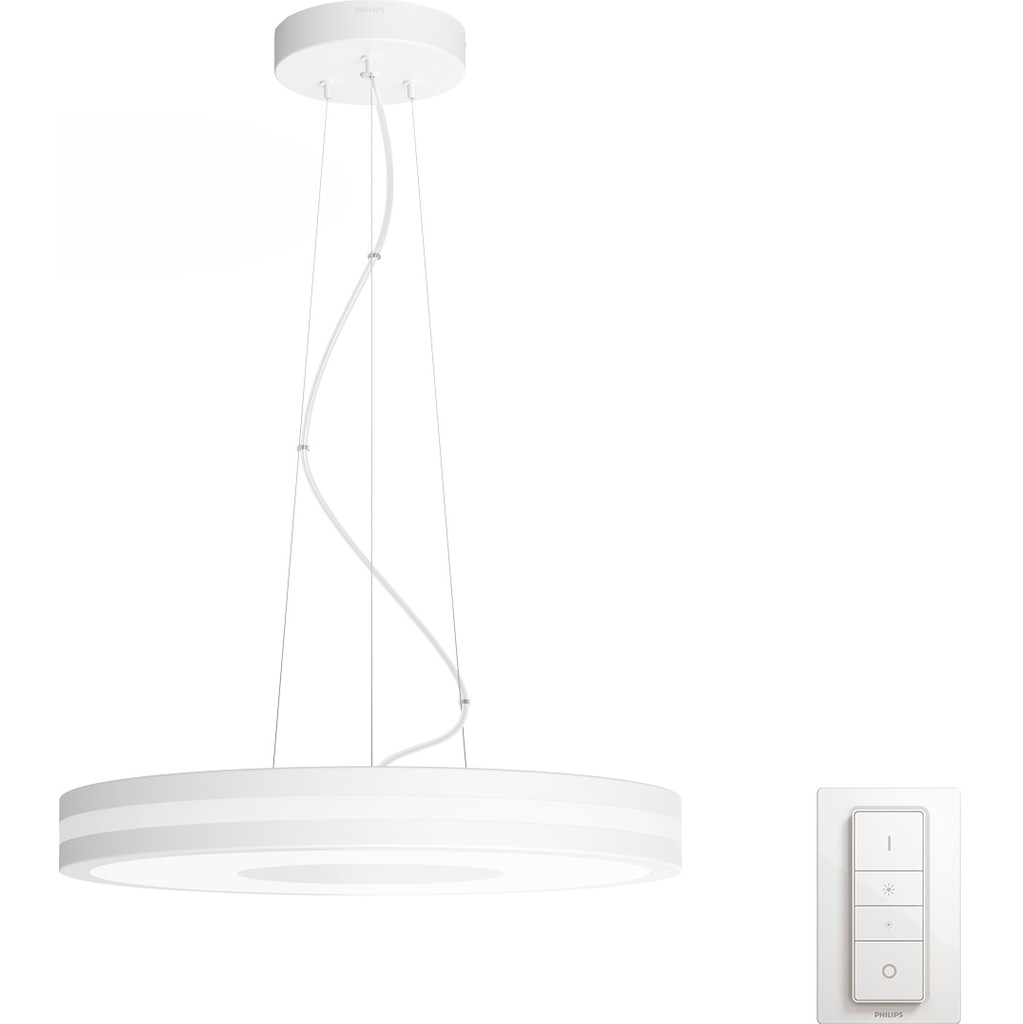 Philips Hue Being Suspension Blanc