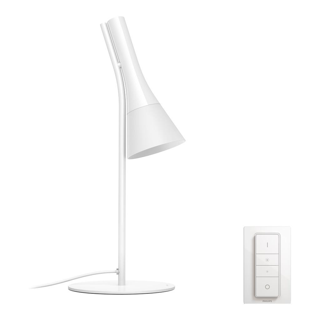 Philips Hue Explore Lampe de table Blanc