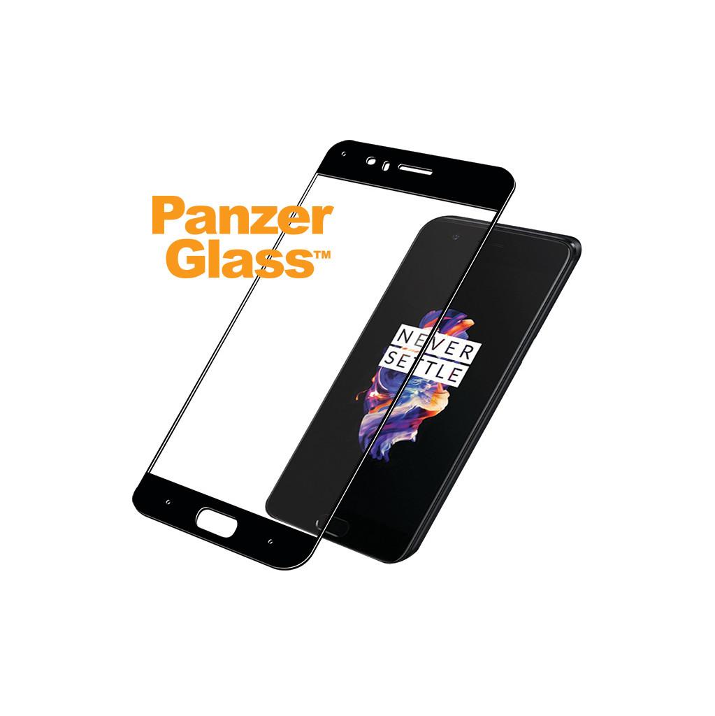 PanzerGlass Protège-écran OnePlus 5 Noir