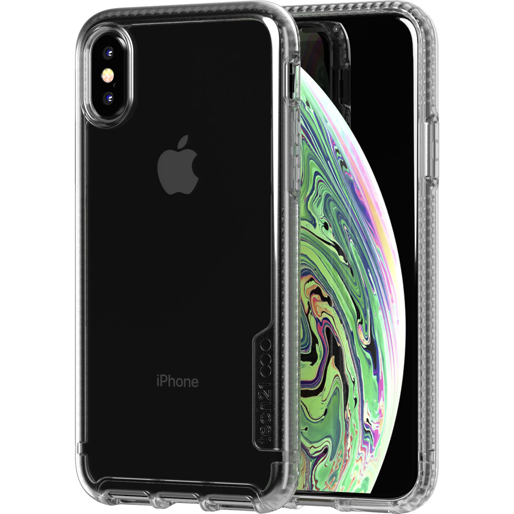 Tech21 Pure Clear Apple iPhone X/Xs Coque Arrière Transparent
