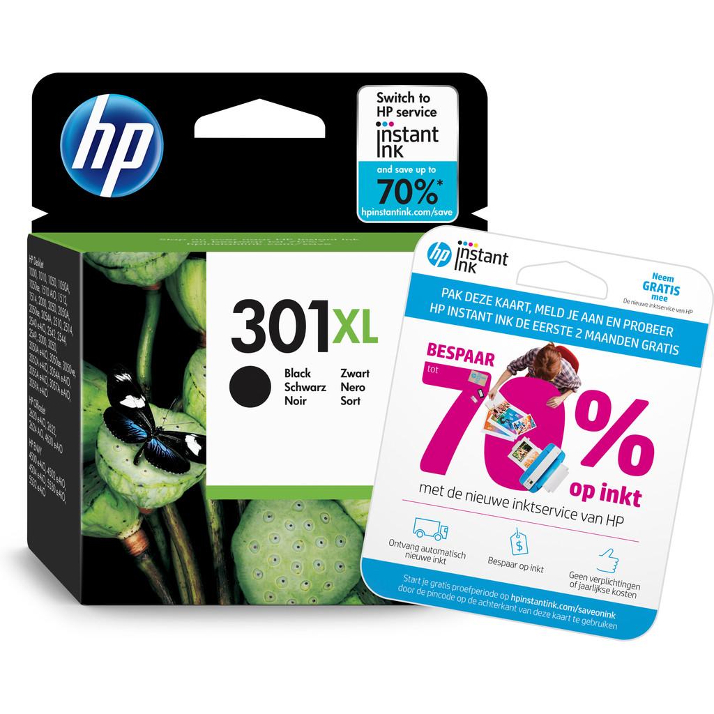 HP 301 Cartouche d'encre Noir XL (CH563EE)