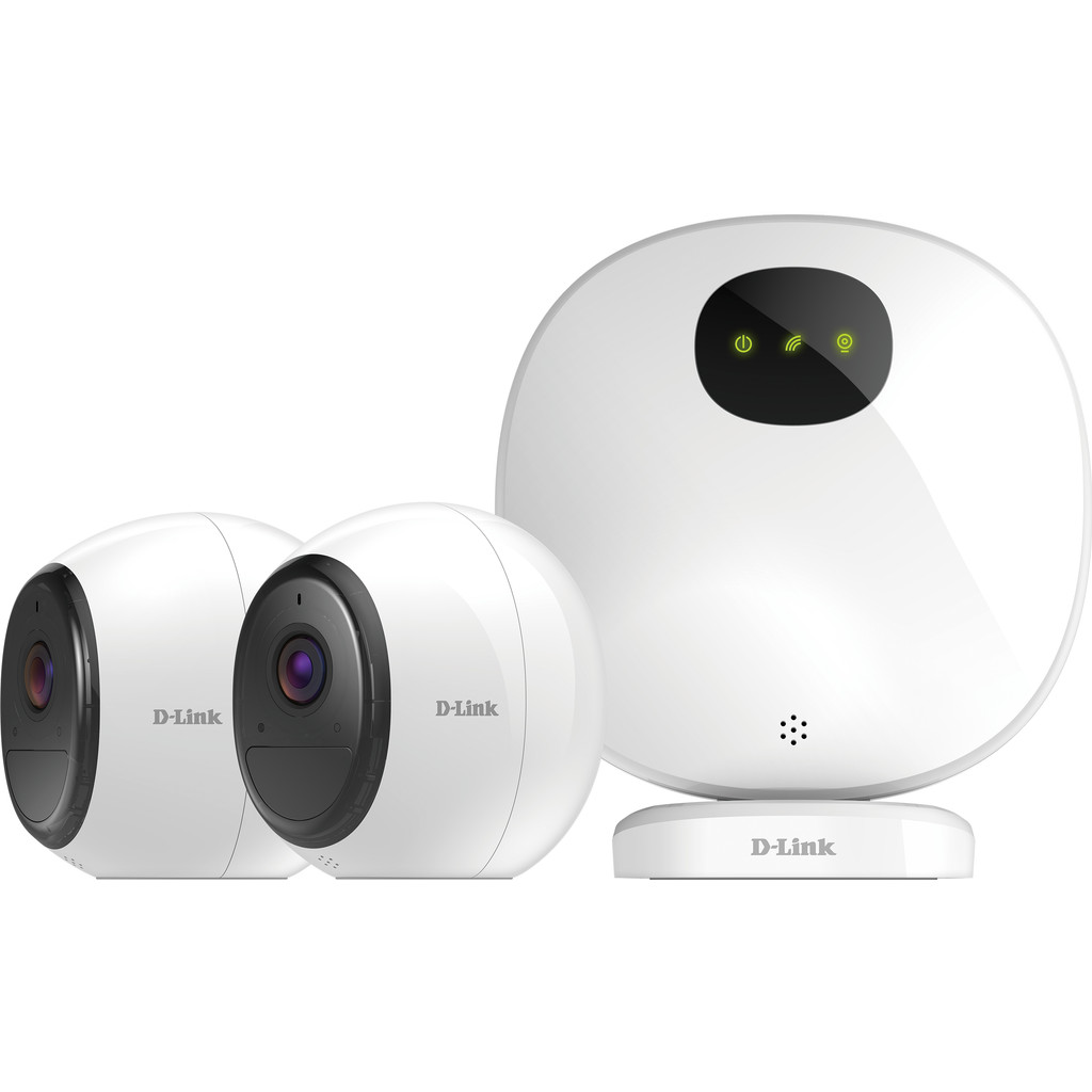 D-Link Pro Wire-Free Camera Kit DCS-2802KT