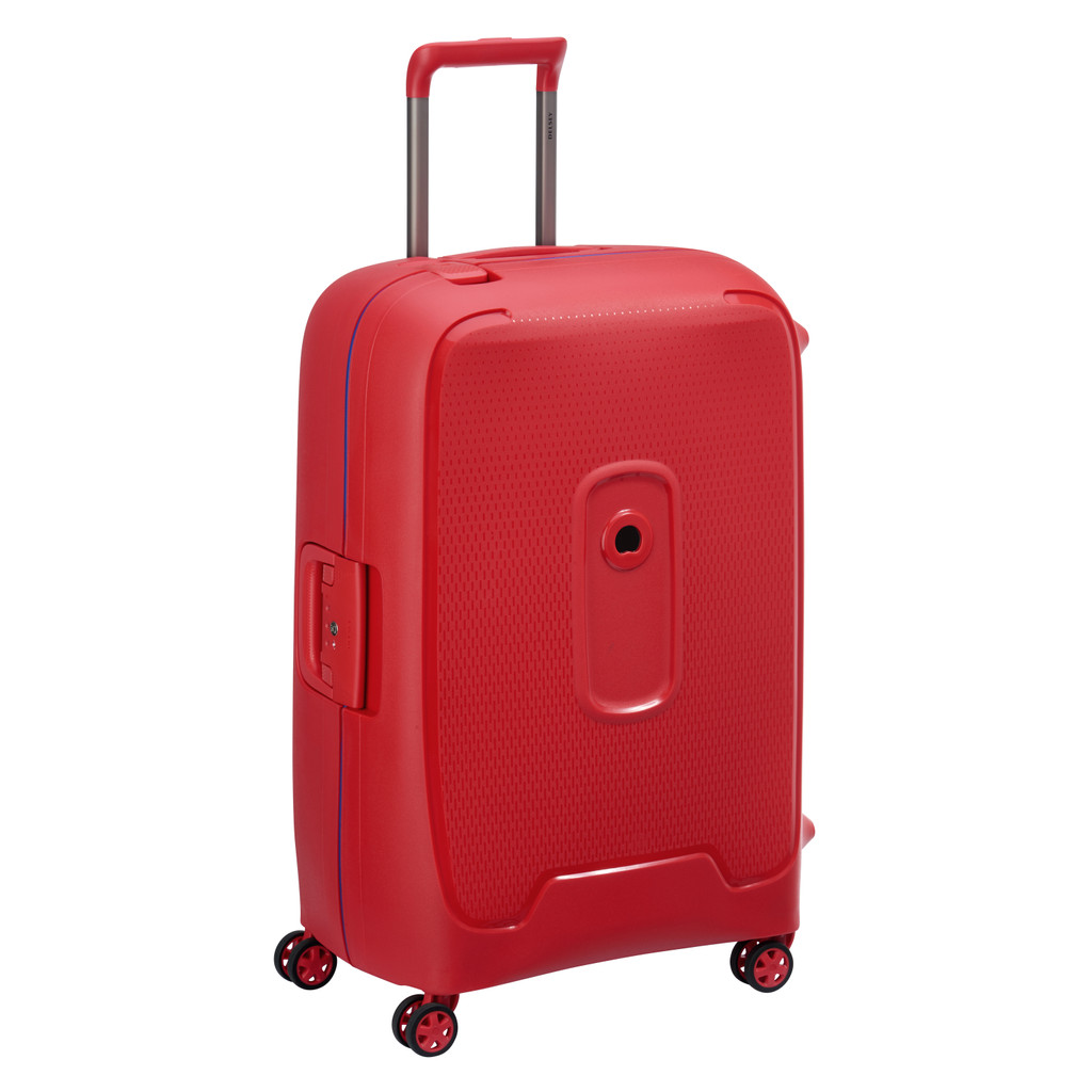 Delsey Moncey Valise-trolley 69 cm Rouge