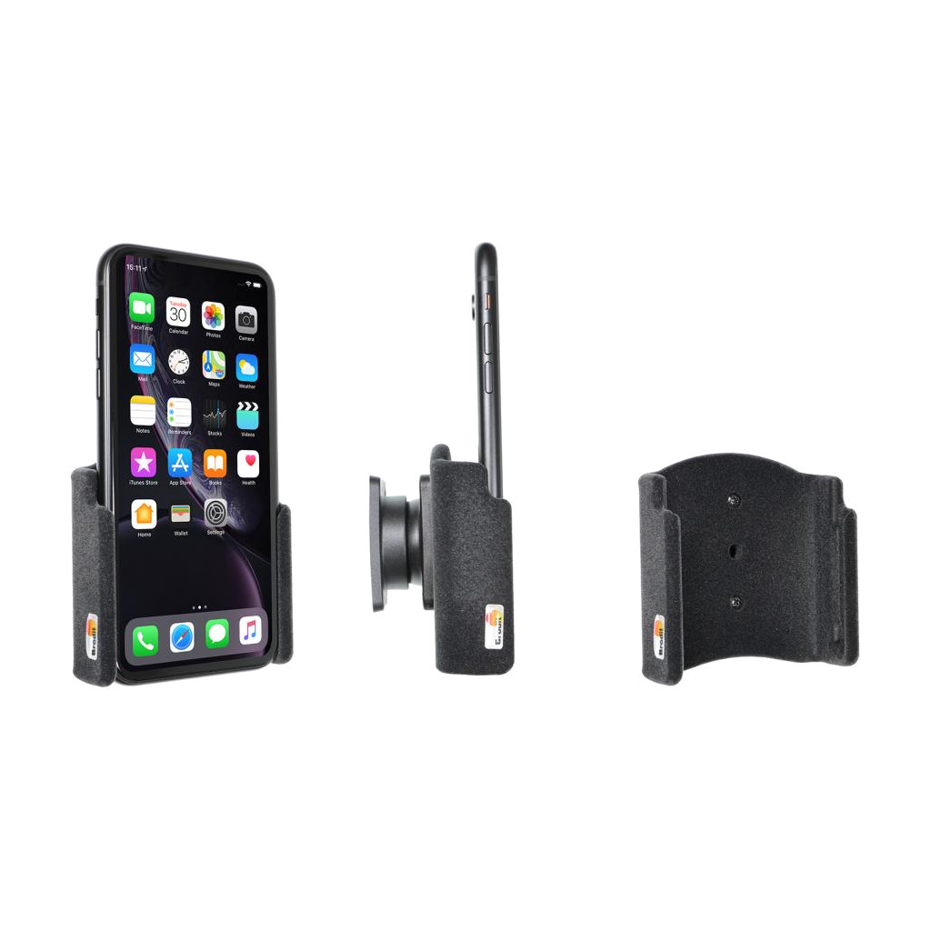 Brodit Support voiture rembourré Apple iPhone XR