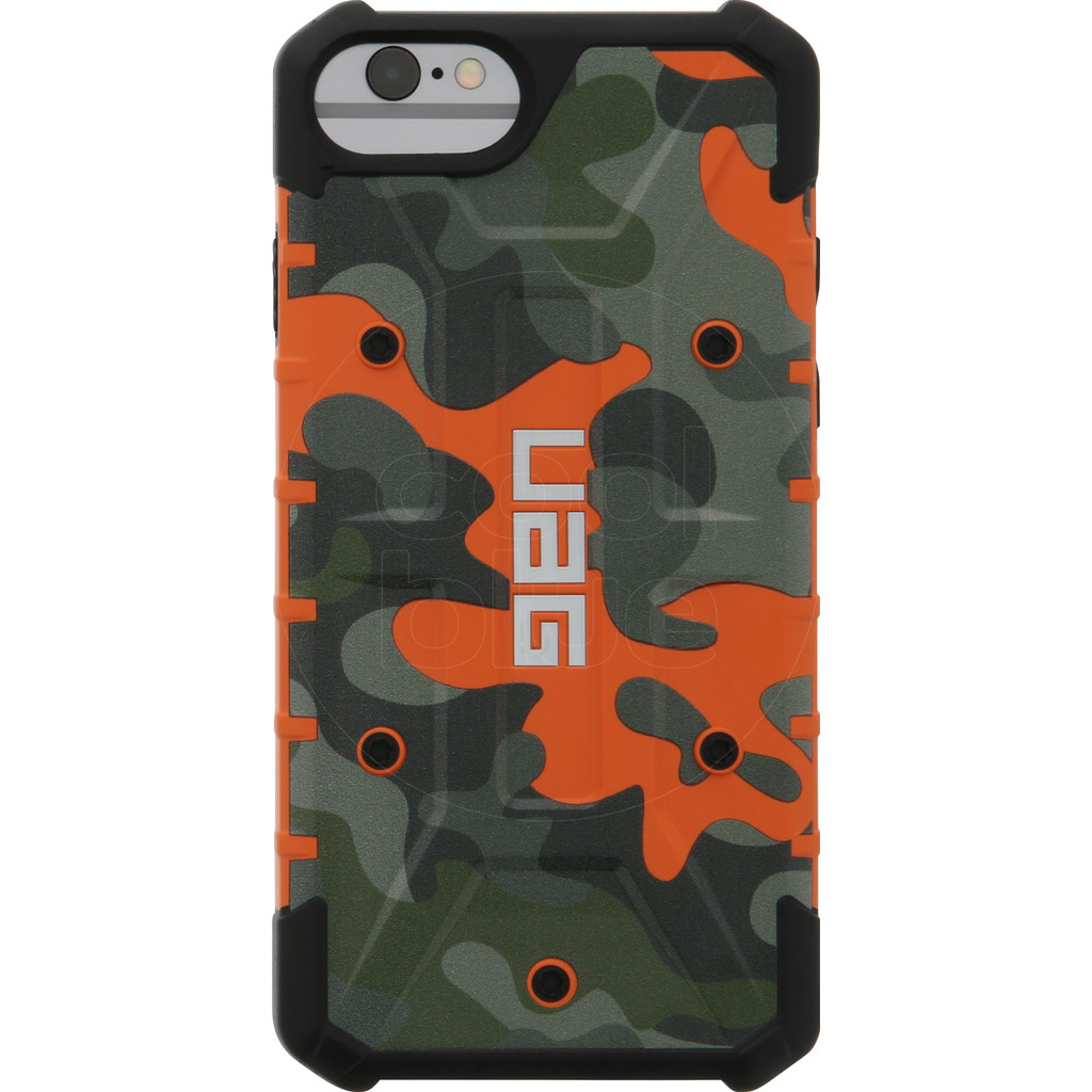 UAG Pathfinder Camo Back cover Apple iPhone 6s/7/8 Orange
