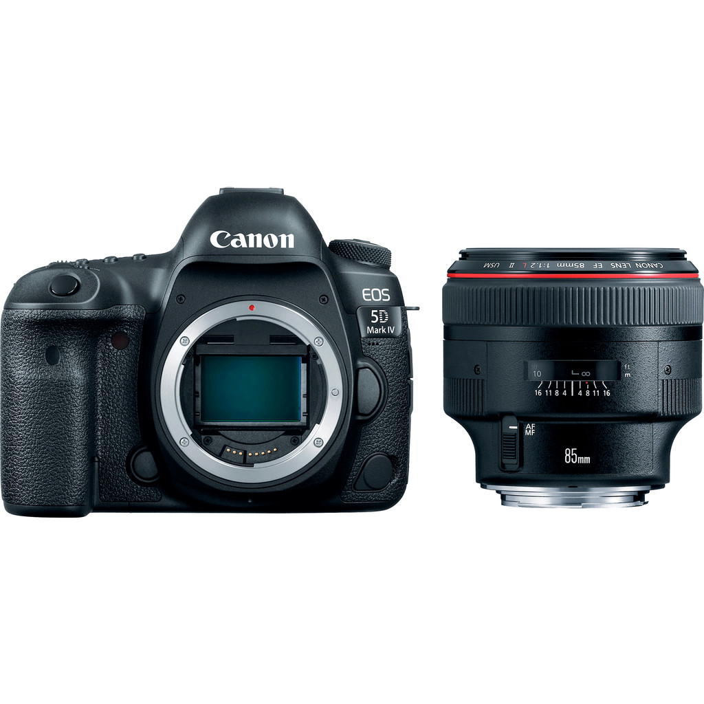Canon EOS 5D Mark IV + EF 85 mm f/1.2L II USM