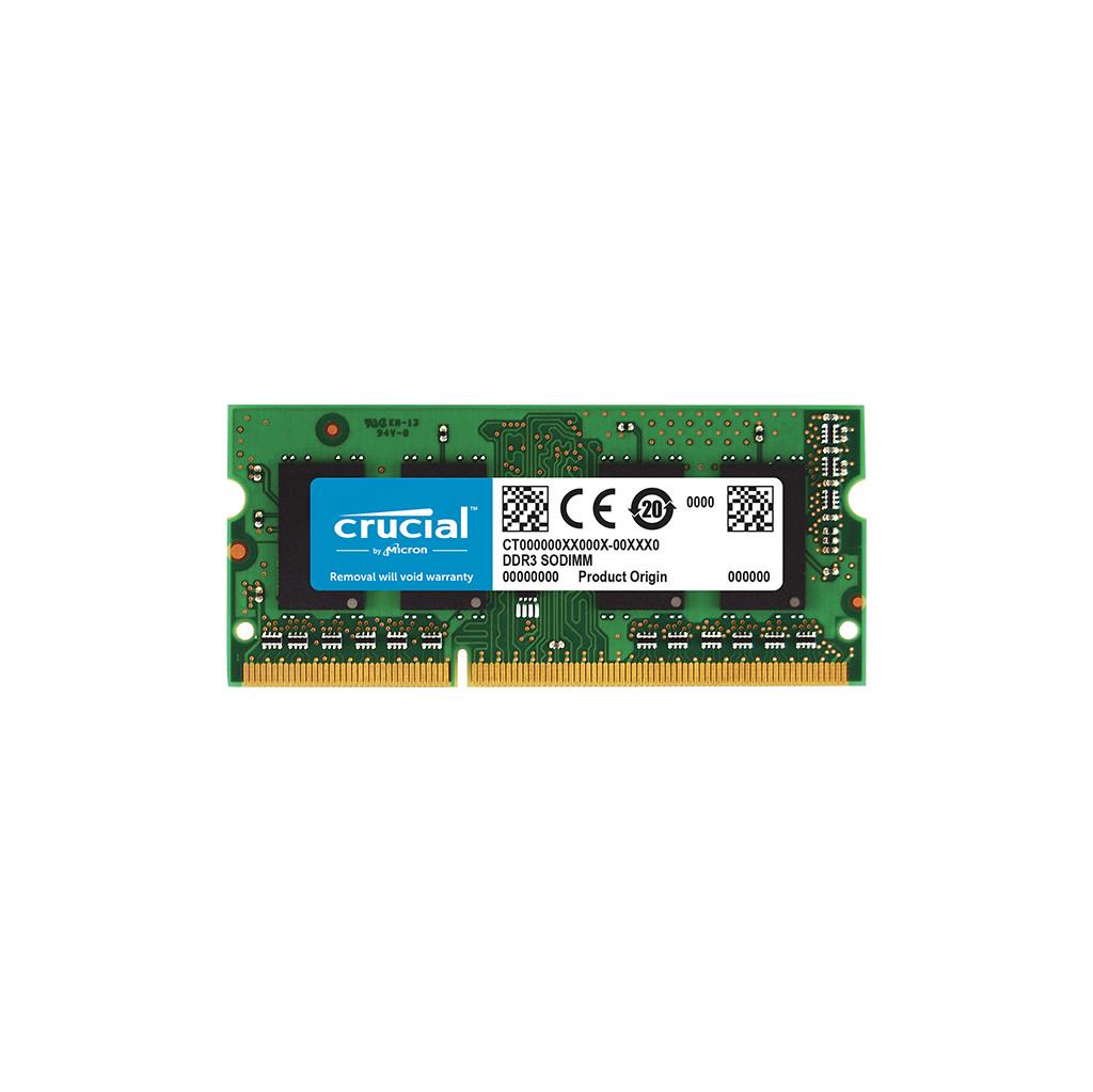Crucial 8Go DDR3L 1600 SODIMM pour Mac