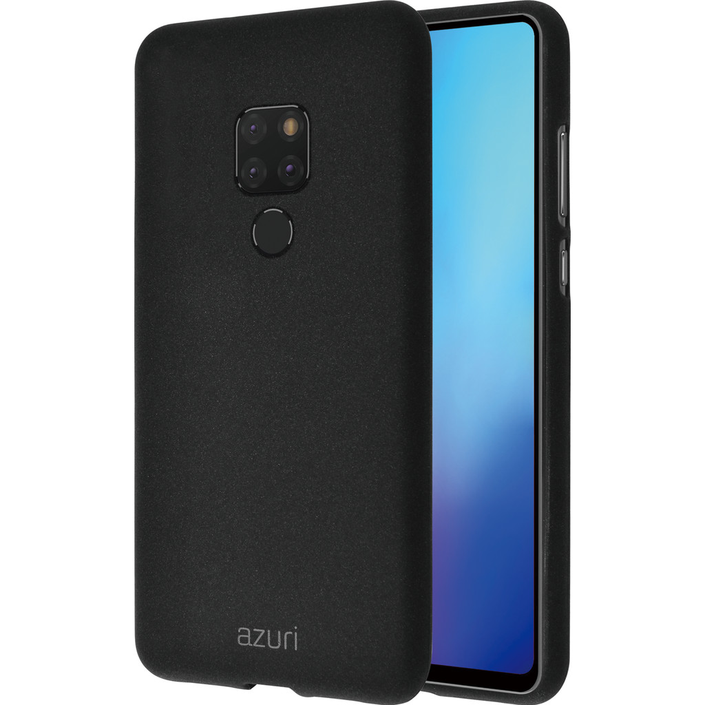 Azuri Flexible Sand Huawei Mate 20 Back Cover Zwart