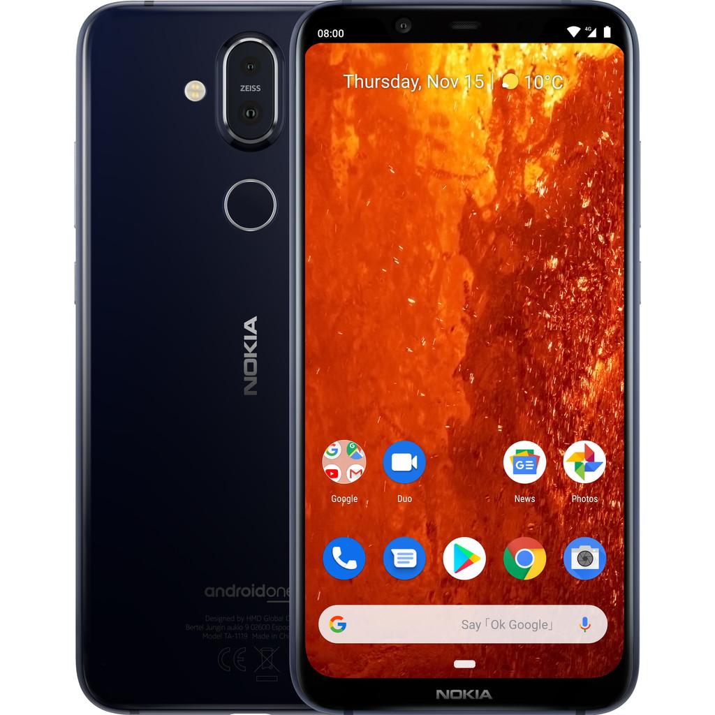 Nokia 8.1 Bleu