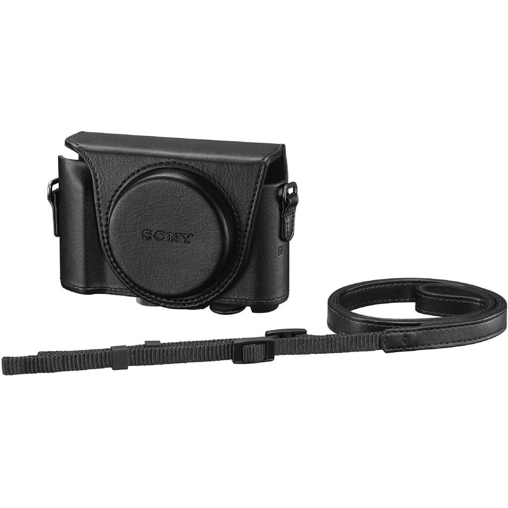 Sony LCJ-HWA Housse pour Sony CyberShot HX90 et WX500