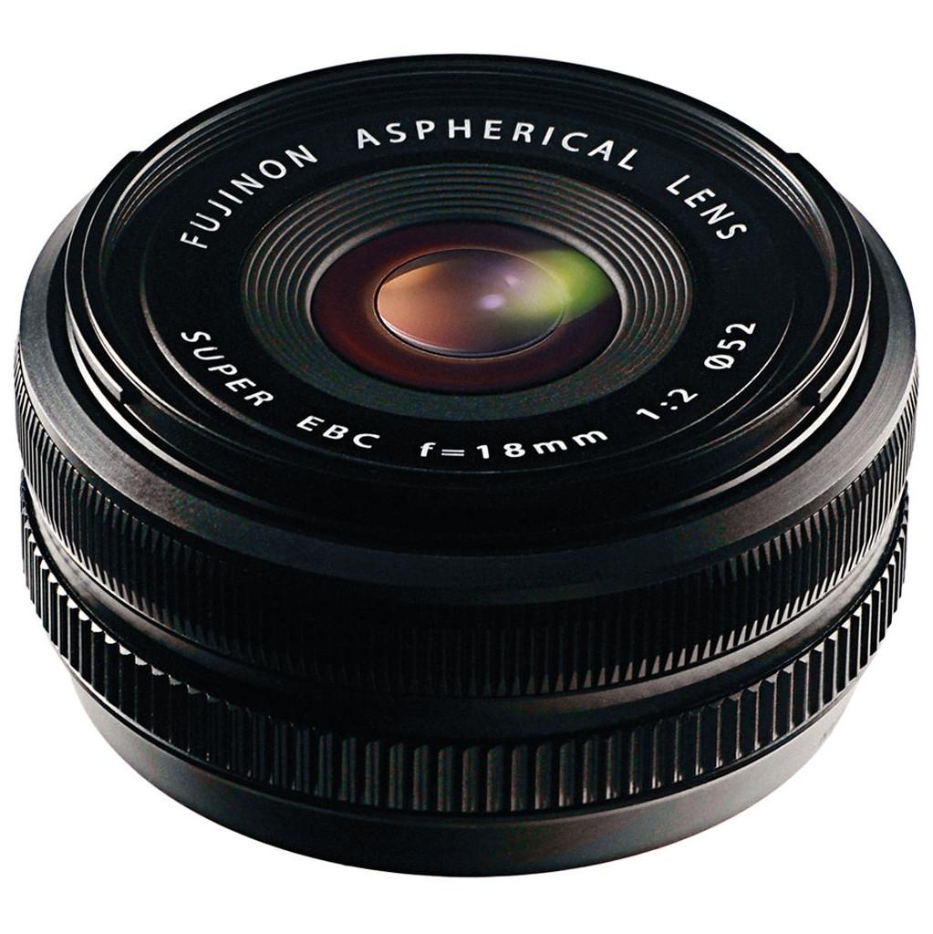 Fujifilm XF 18 mm f/2.0 R