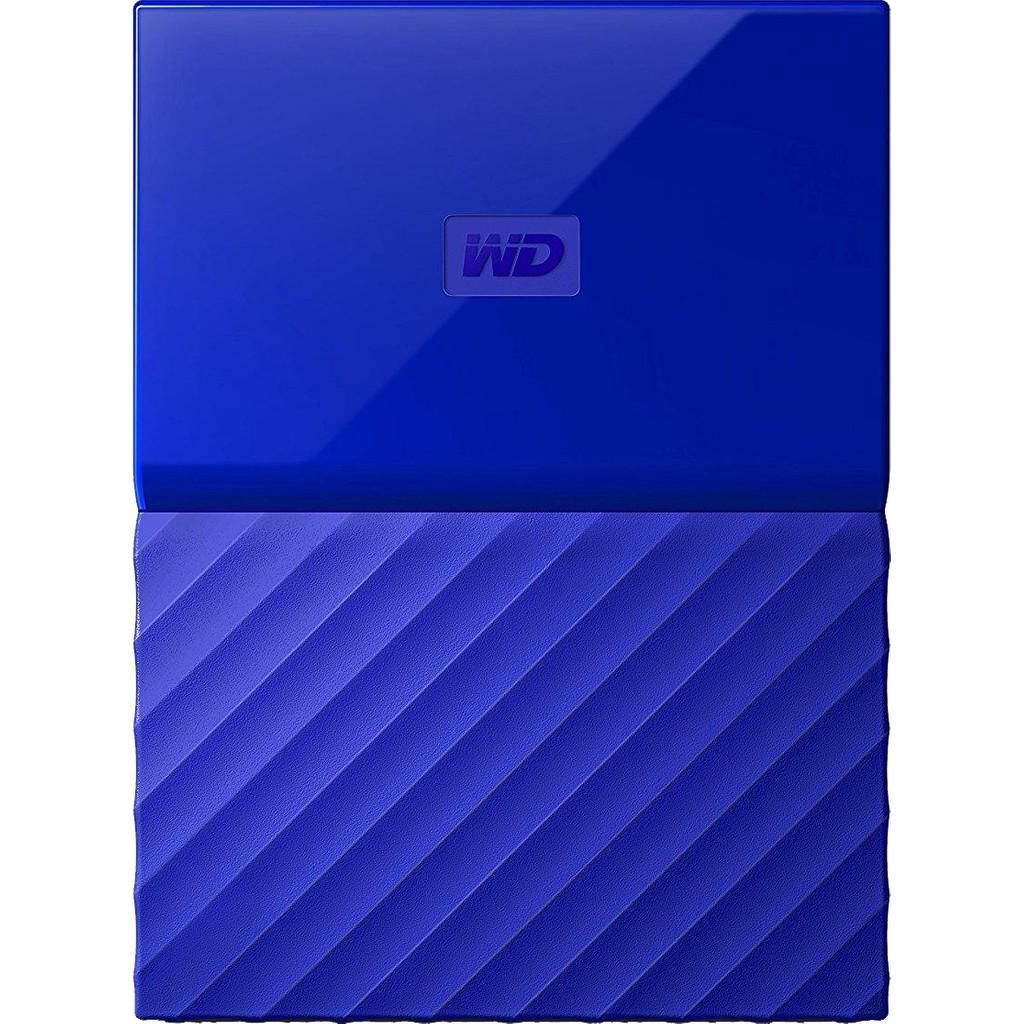 WD My Passport 2 To Bleu