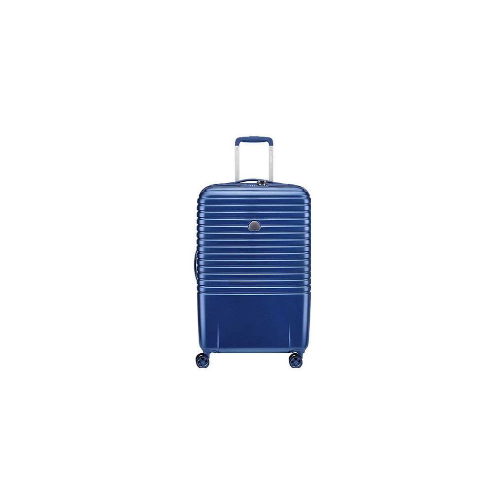 Delsey Caumartin Plus Valise à 4 roulettes 70 cm Bleu