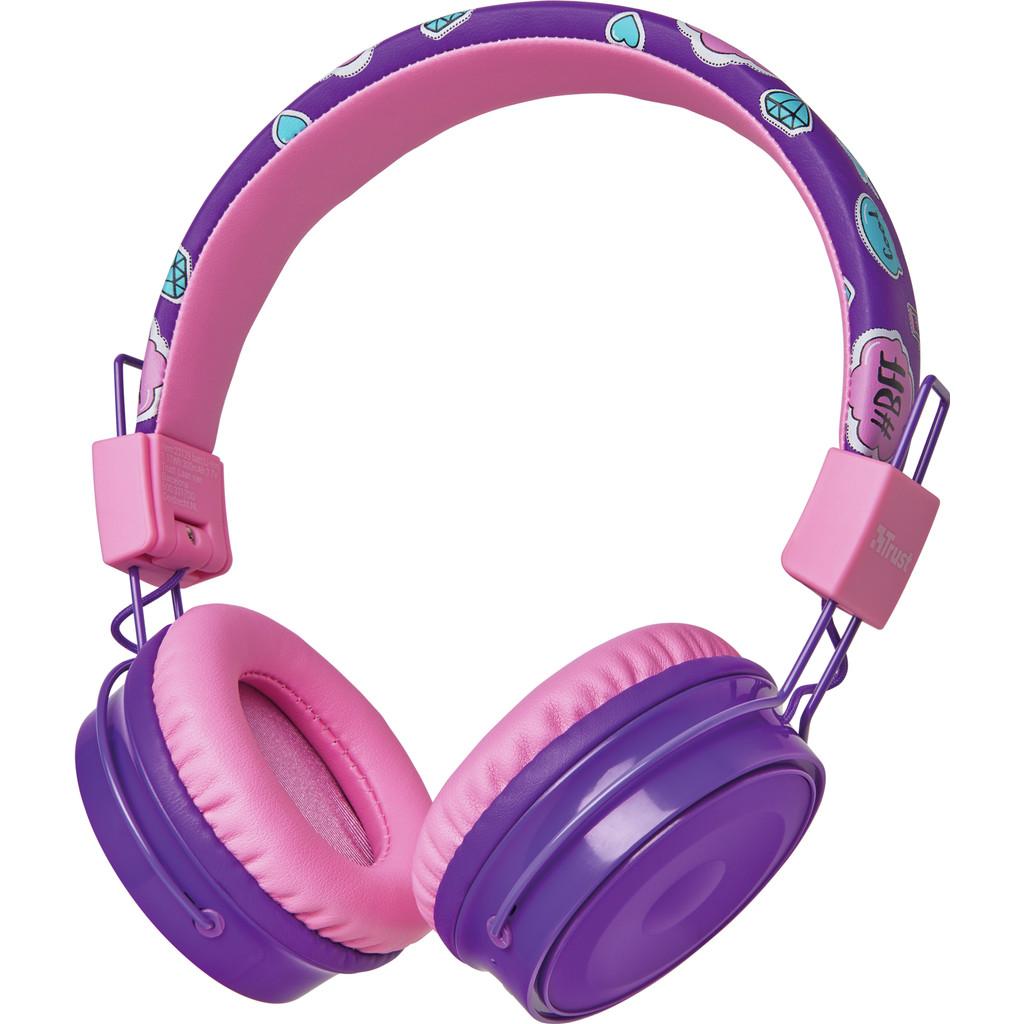 Trust Comi Bluetooth Violet