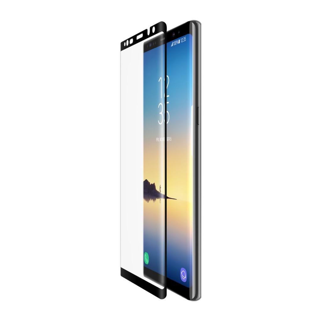 Bekin Protège-écran en Verre trempé Incurvé Samsung Galaxy Note 8