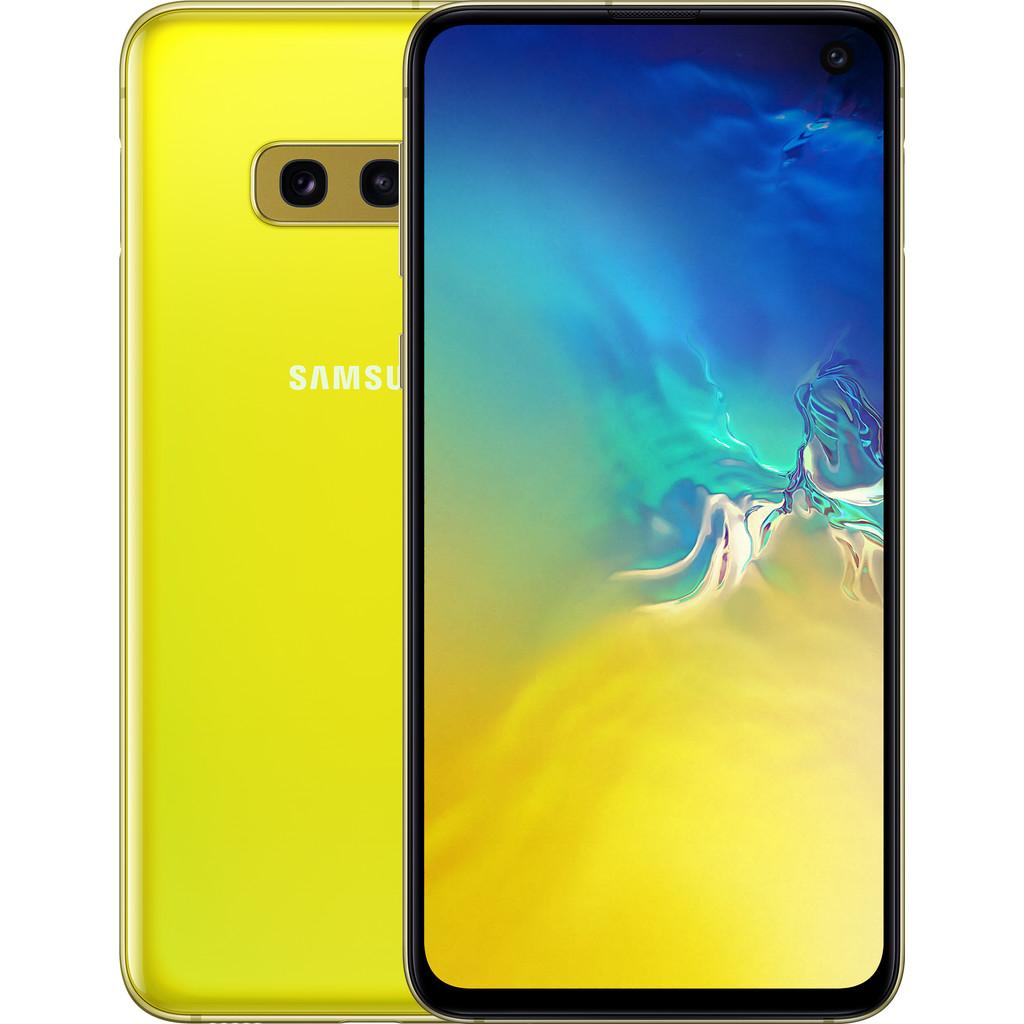 Samsung Galaxy S10e 128 Go Jaune