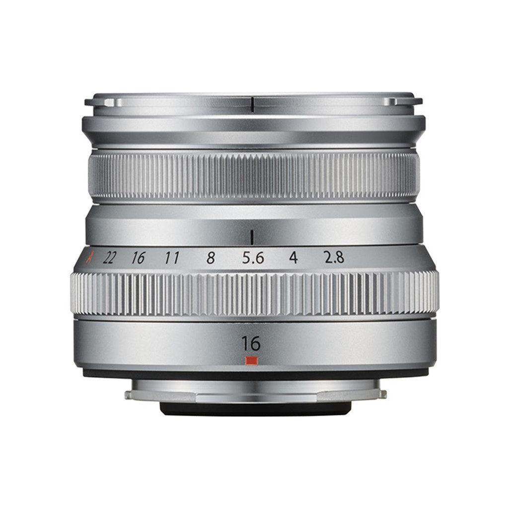 Fujifilm XF16mm f/2.8 R WR Argent