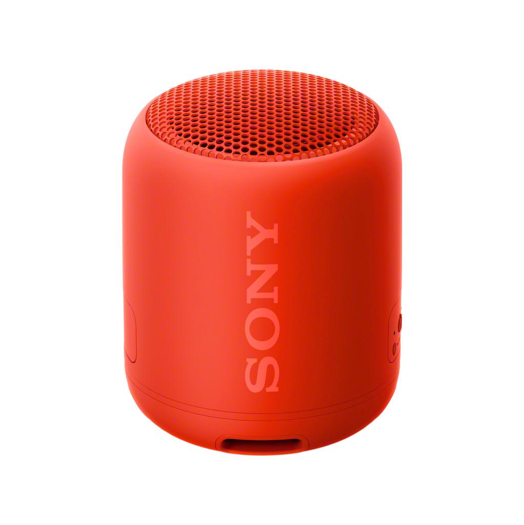 Sony SRSXB12 Rouge