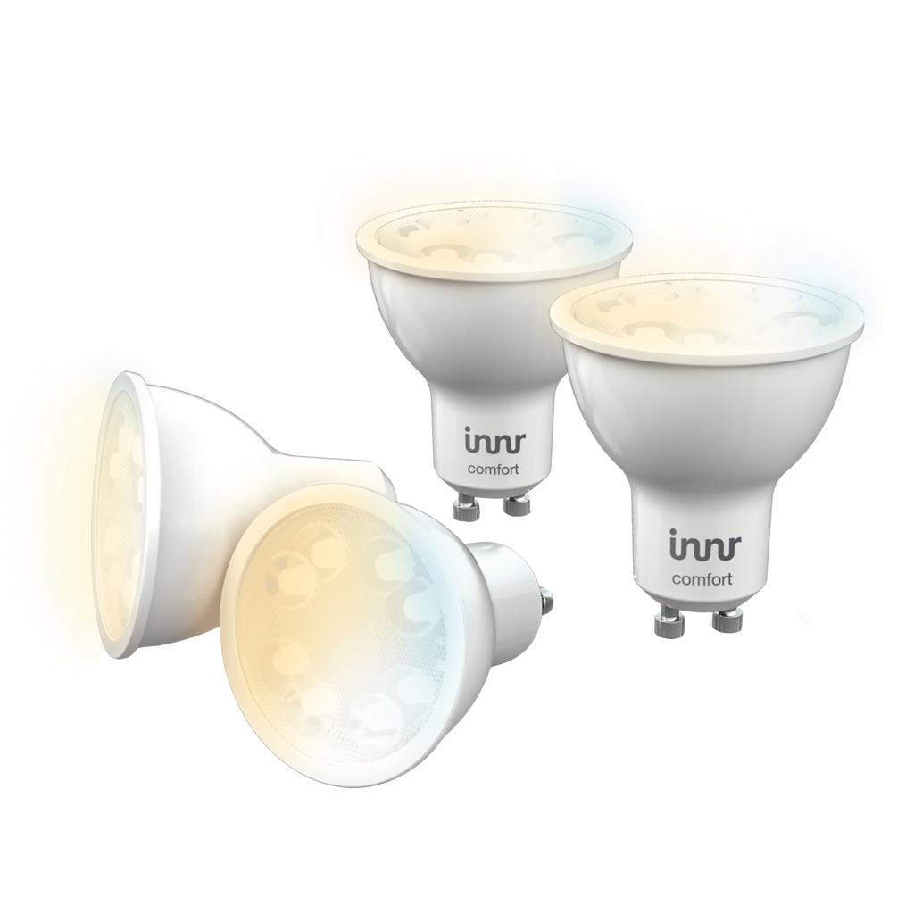 Innr Comfort White GU10 Spot Lot de 4 RS 228-4