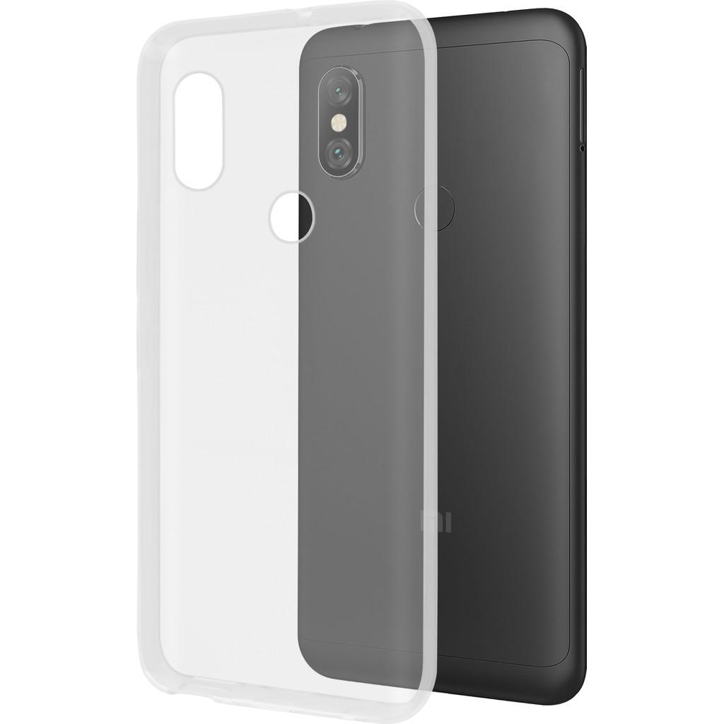 Azuri Glossy Back cover TPU Xiaomi Redmi Note 6 Pro Transparent