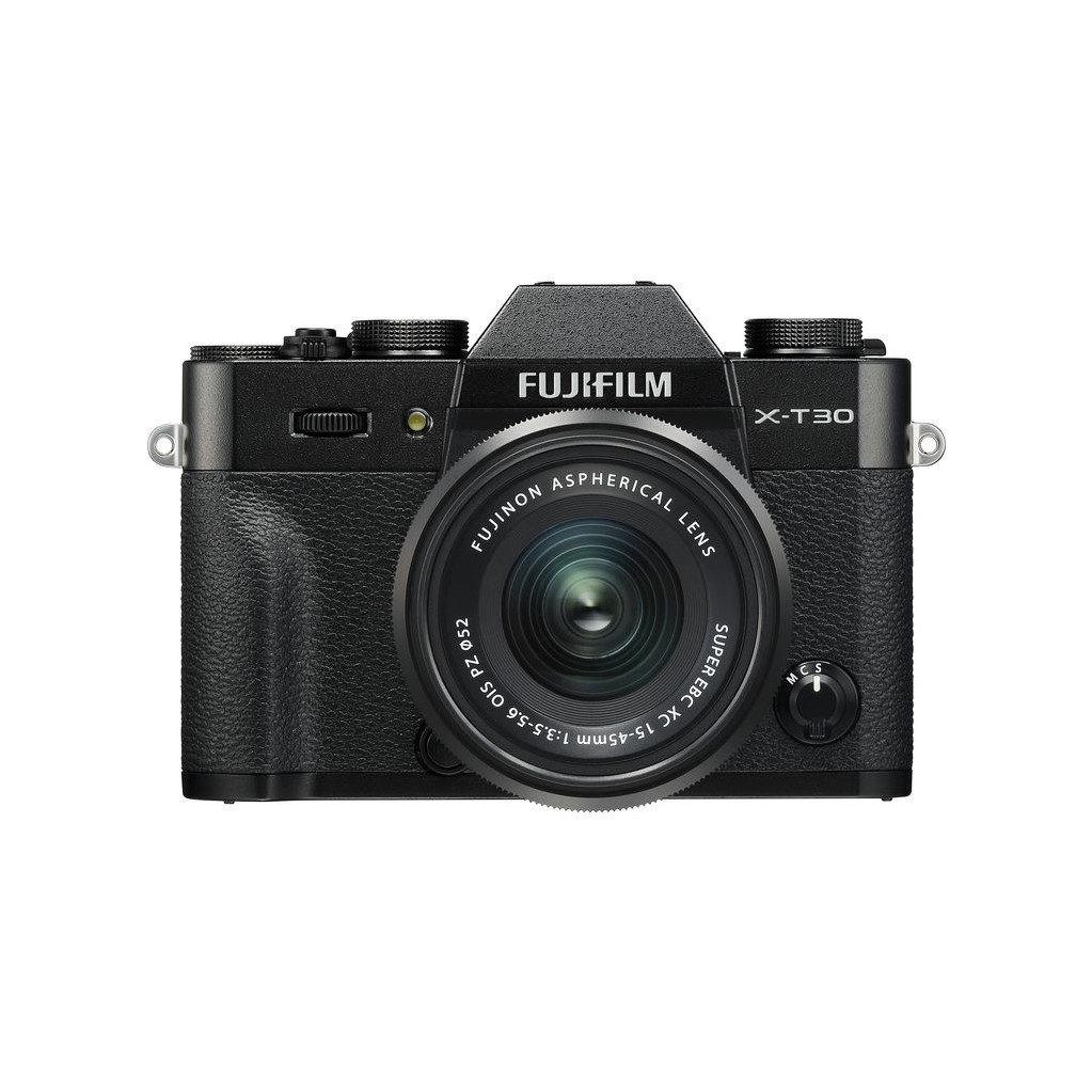 Fujifilm X-T30 Noir + XC 15-45 mm f/3.5-5.6 OIS PZ