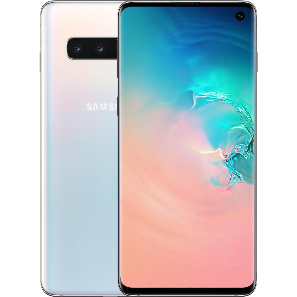 Samsung Galaxy S10 128 Go Blanc
