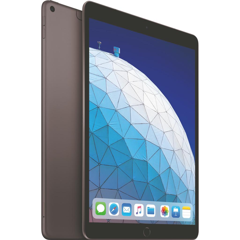 Apple iPad Air (2019) 10,5 pouces 256 Go Wi-Fi + 4G Gris sidéral