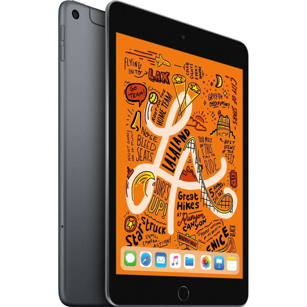 Apple iPad Mini 5 Wi-Fi + 4G 64 Go Gris sidéral