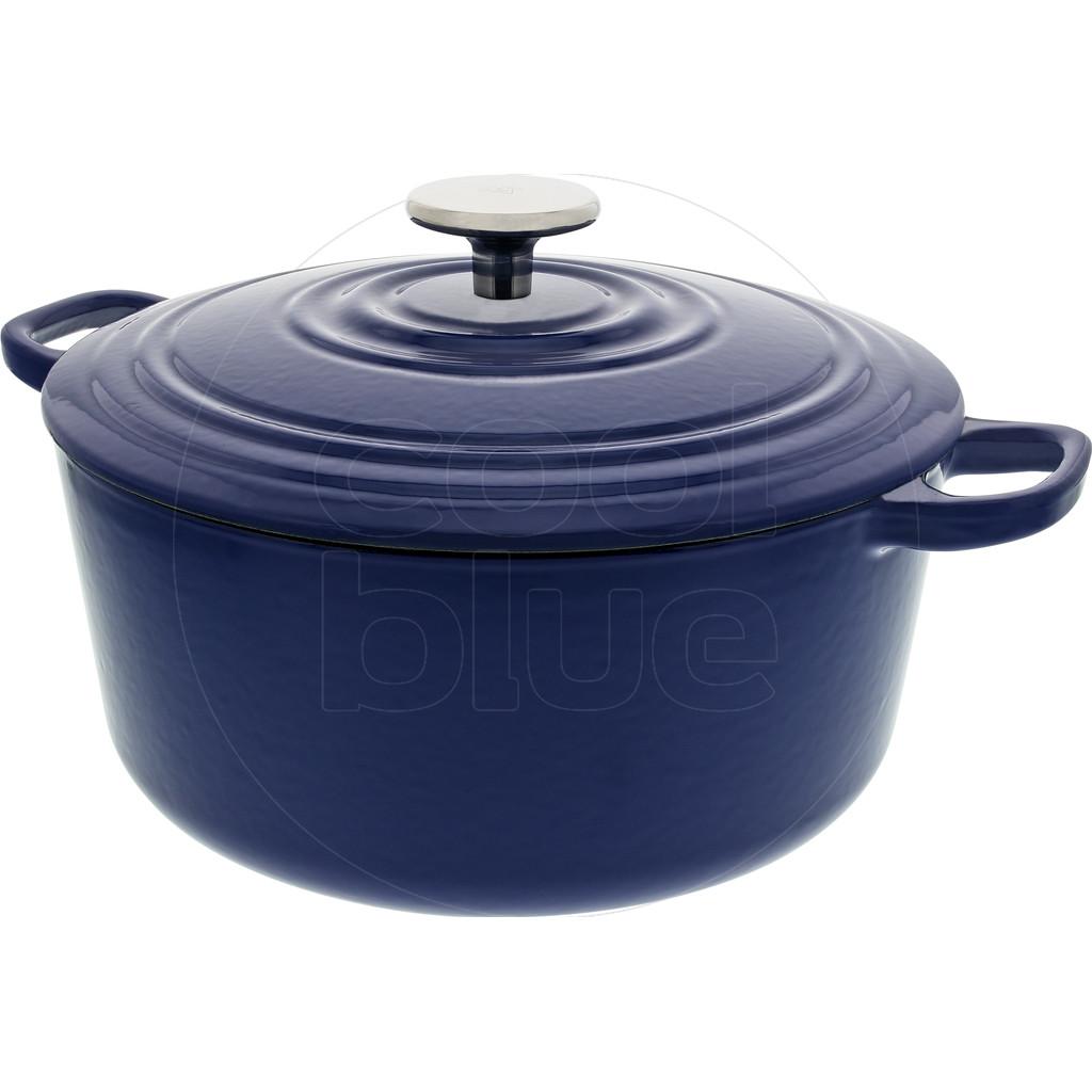 BK Bourgogne Poêle à frire 24 cm Royal Blue