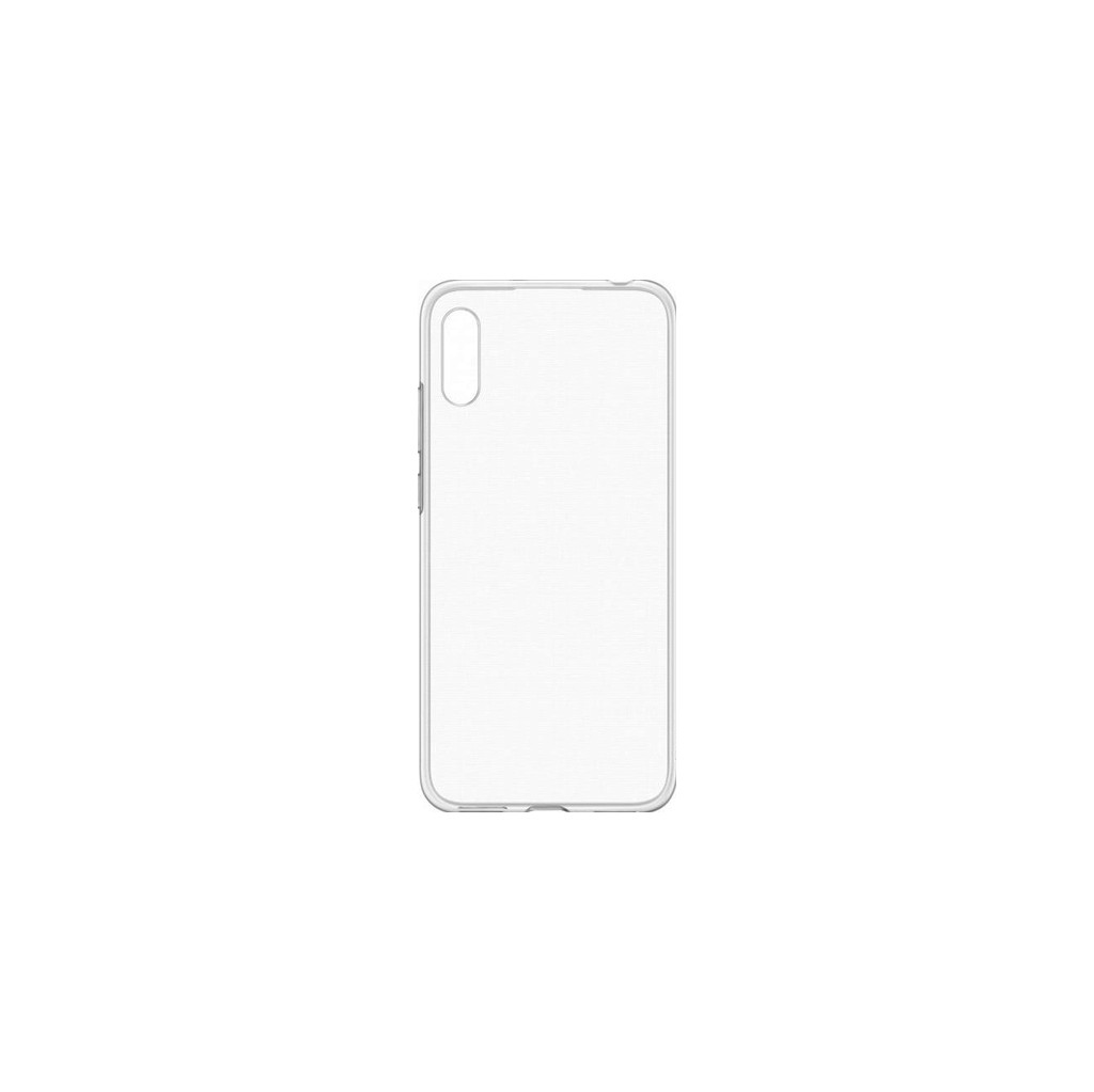 Huawei Y6 2019 TPU Back Cover Transparant