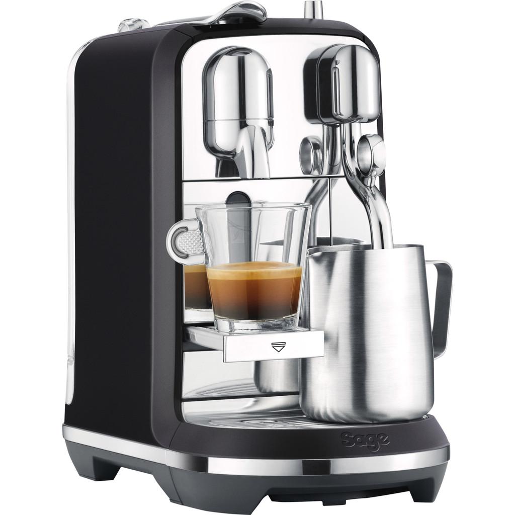 Sage Nespresso Creatista Plus SNE800BTR Black Truffel