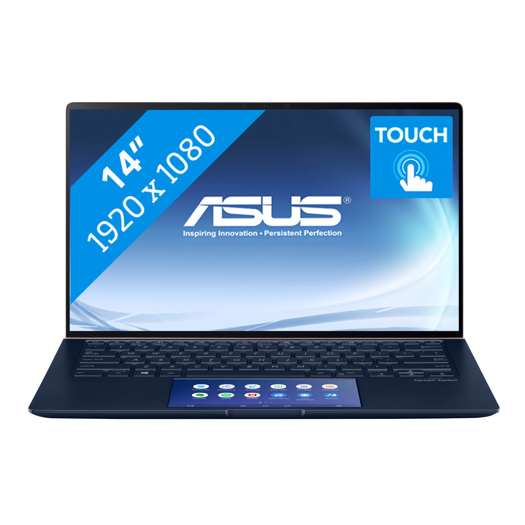 Asus ZenBook UX434FLC-AI220T-BE Azerty