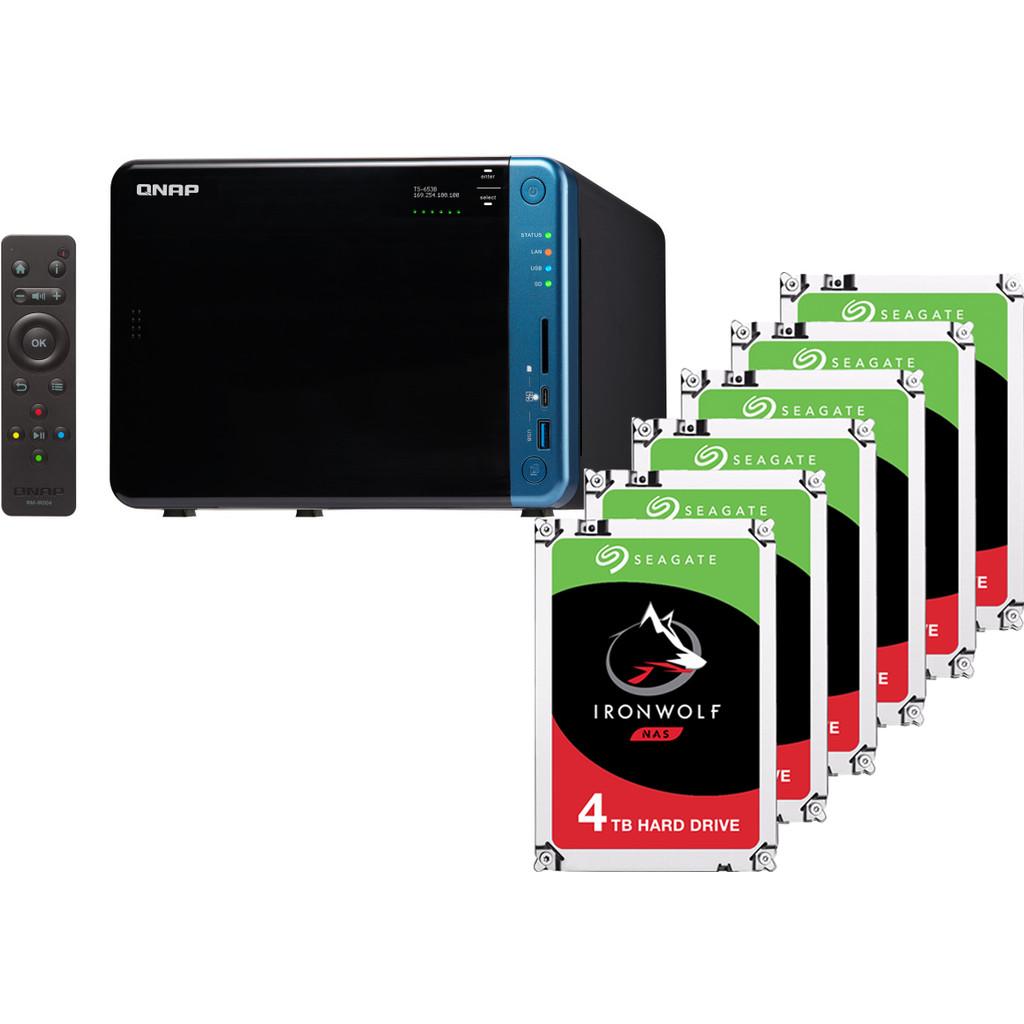 QNAP TS-653B 4 GB + 6x 4TB
