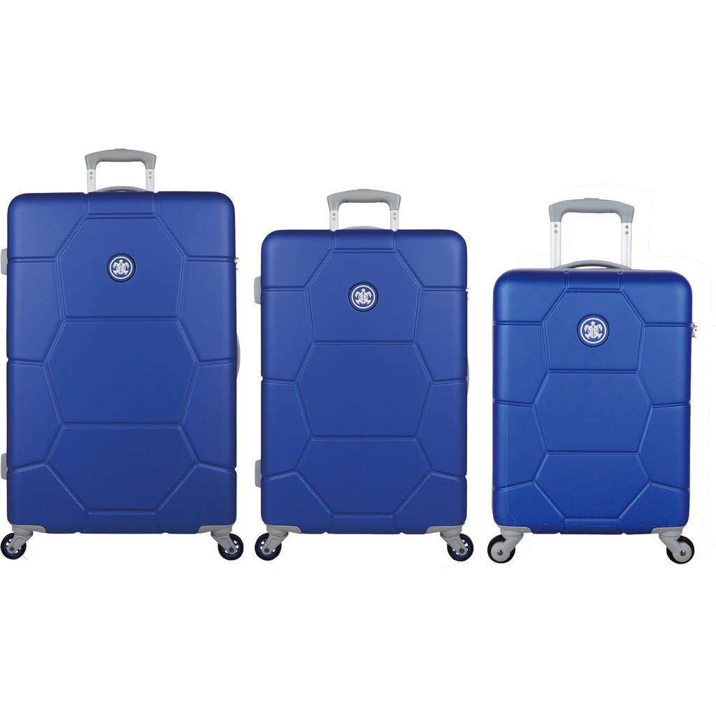 Caretta Spinner 76cm + 65cm +55cm Dazzling Blue kofferset