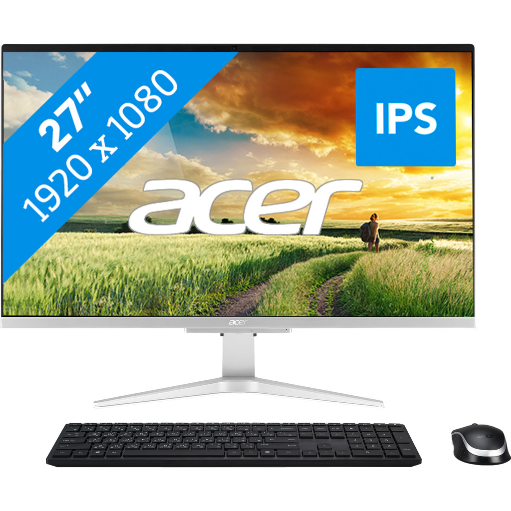 Acer Aspire C27-962 I5428 BE All-in-One
