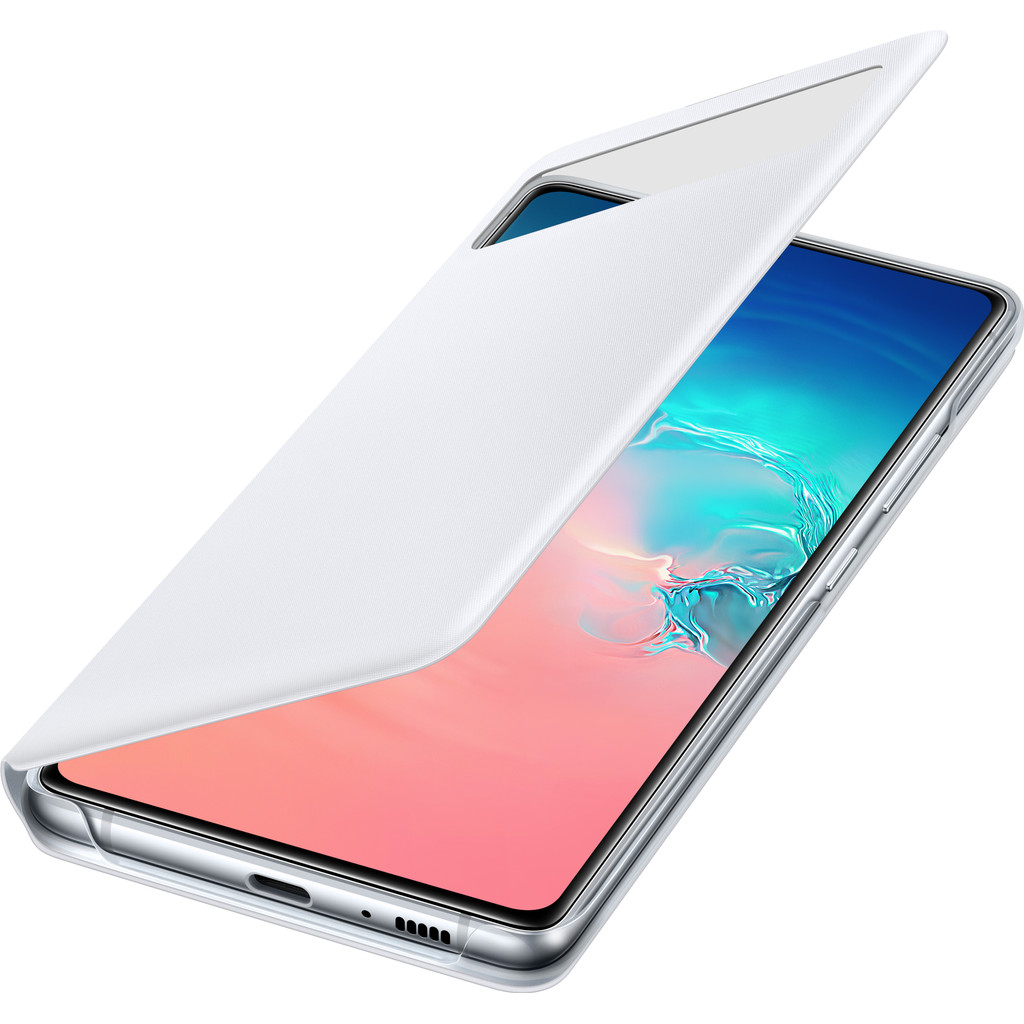 Samsung Galaxy S10 Lite S View Book Case Wit