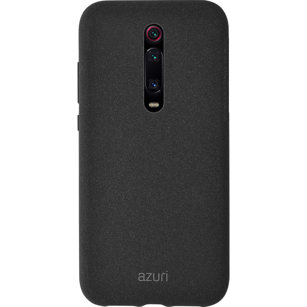 Azuri Flexible Sand Xiaomi Mi 9T Back Cover Zwart