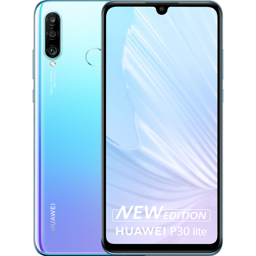 Huawei P30 Lite New Edition 256GB Wit