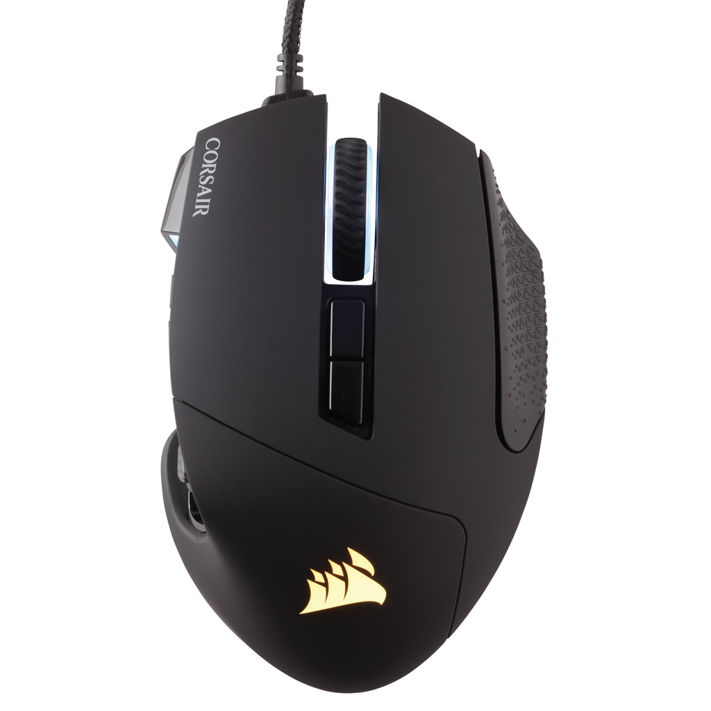 Corsair Scimitar Elite RGB Gaming Muis