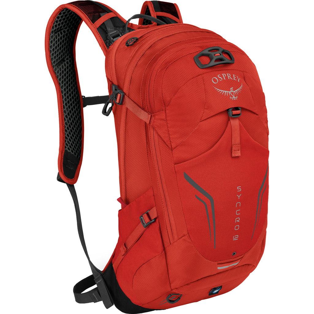 Osprey Syncro Firebelly Red 12L