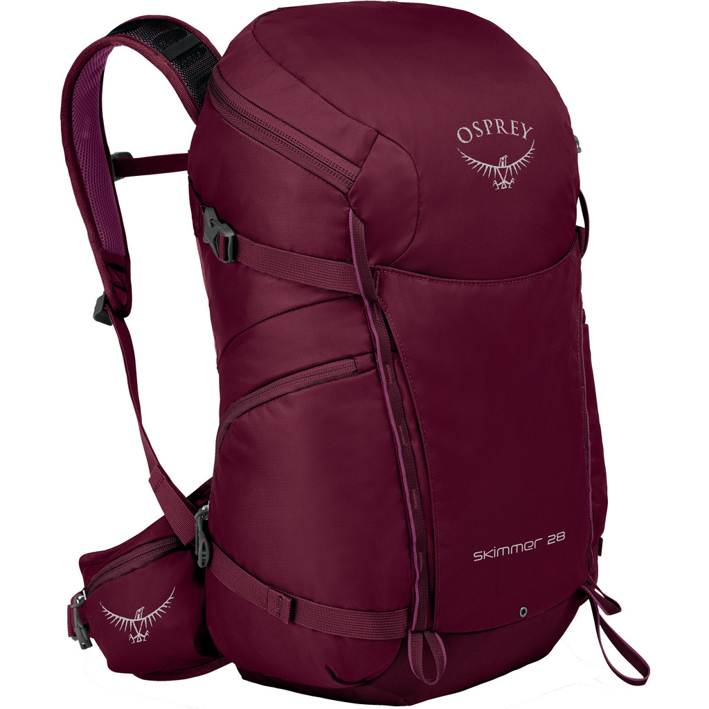 Osprey Skimmer 28L Plum Red
