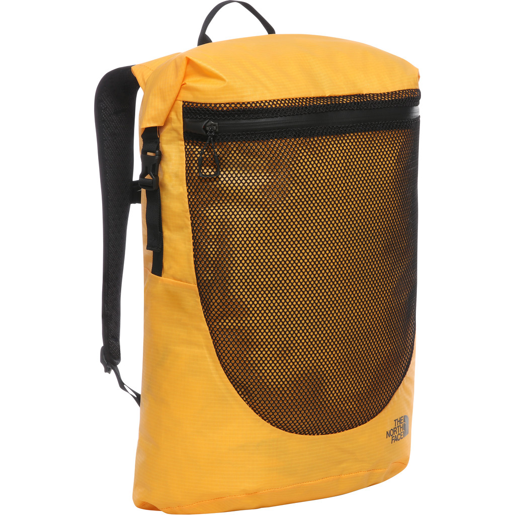 The North Face Waterproof Rolltop TNF Yellow 35L