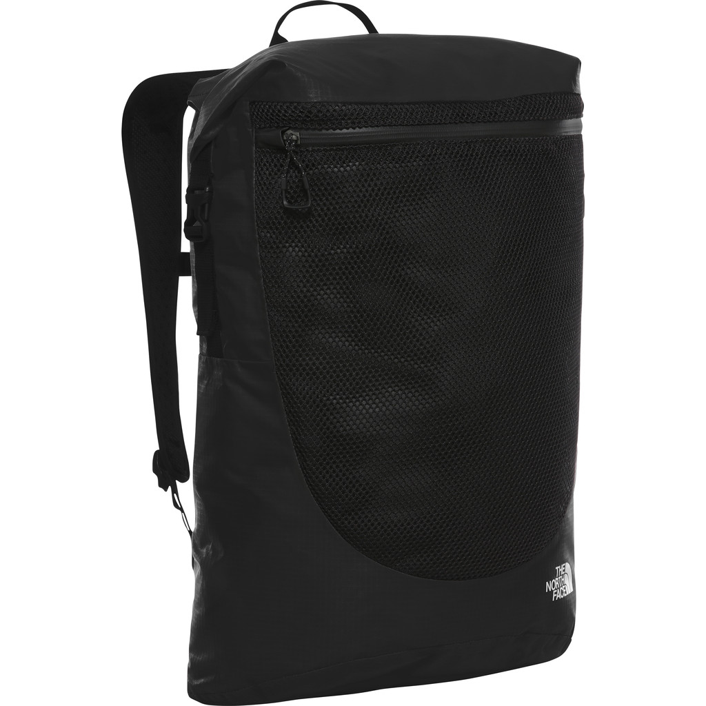 The North Face Waterproof Rolltop TNF Black 35L