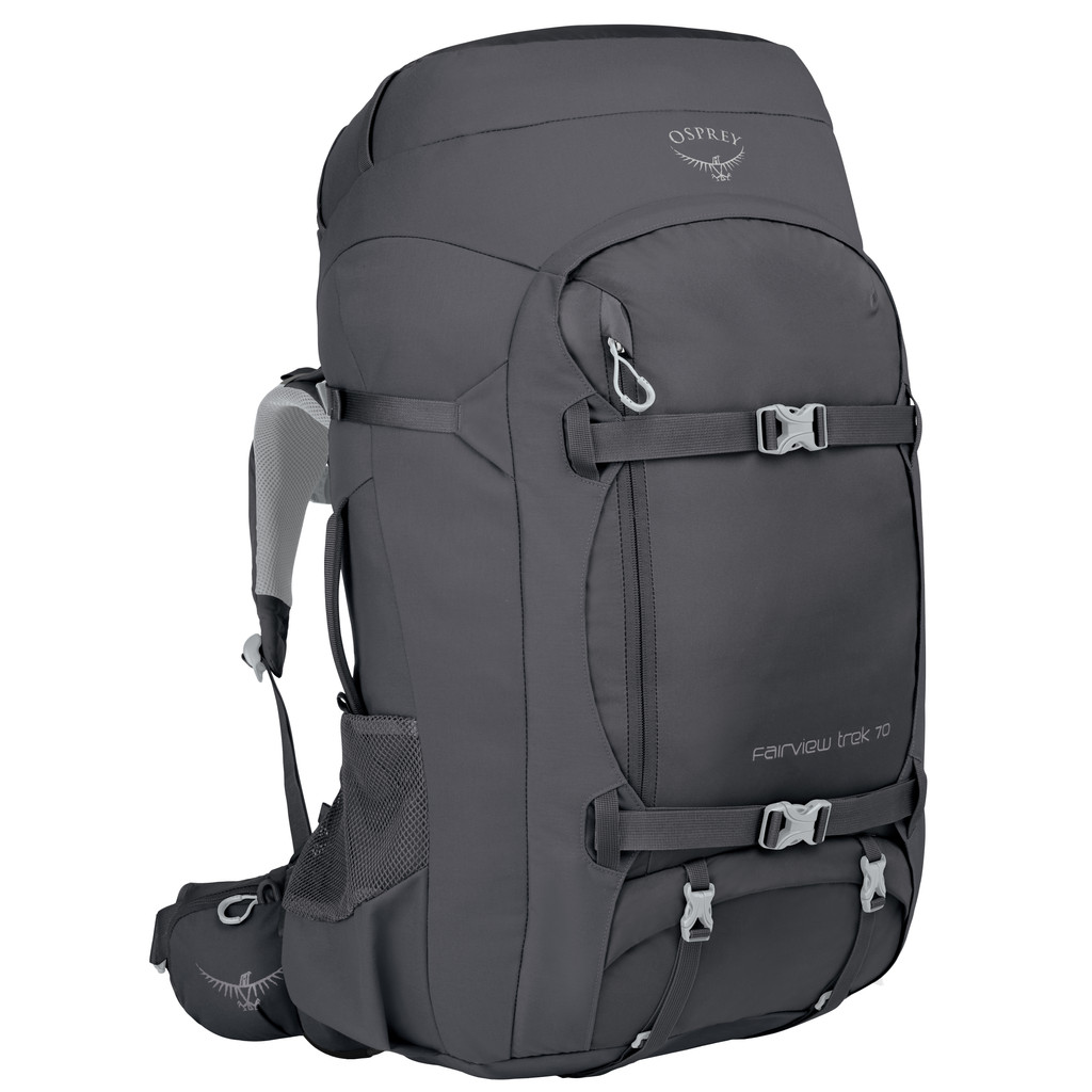 Osprey Fairview Trek 70L Charcoal Grey