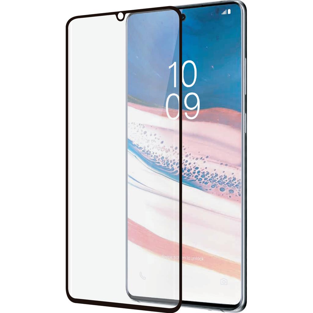 Azuri Rinox Samsung Galaxy S10 Lite Screenprotector Gehard Glas Zwart