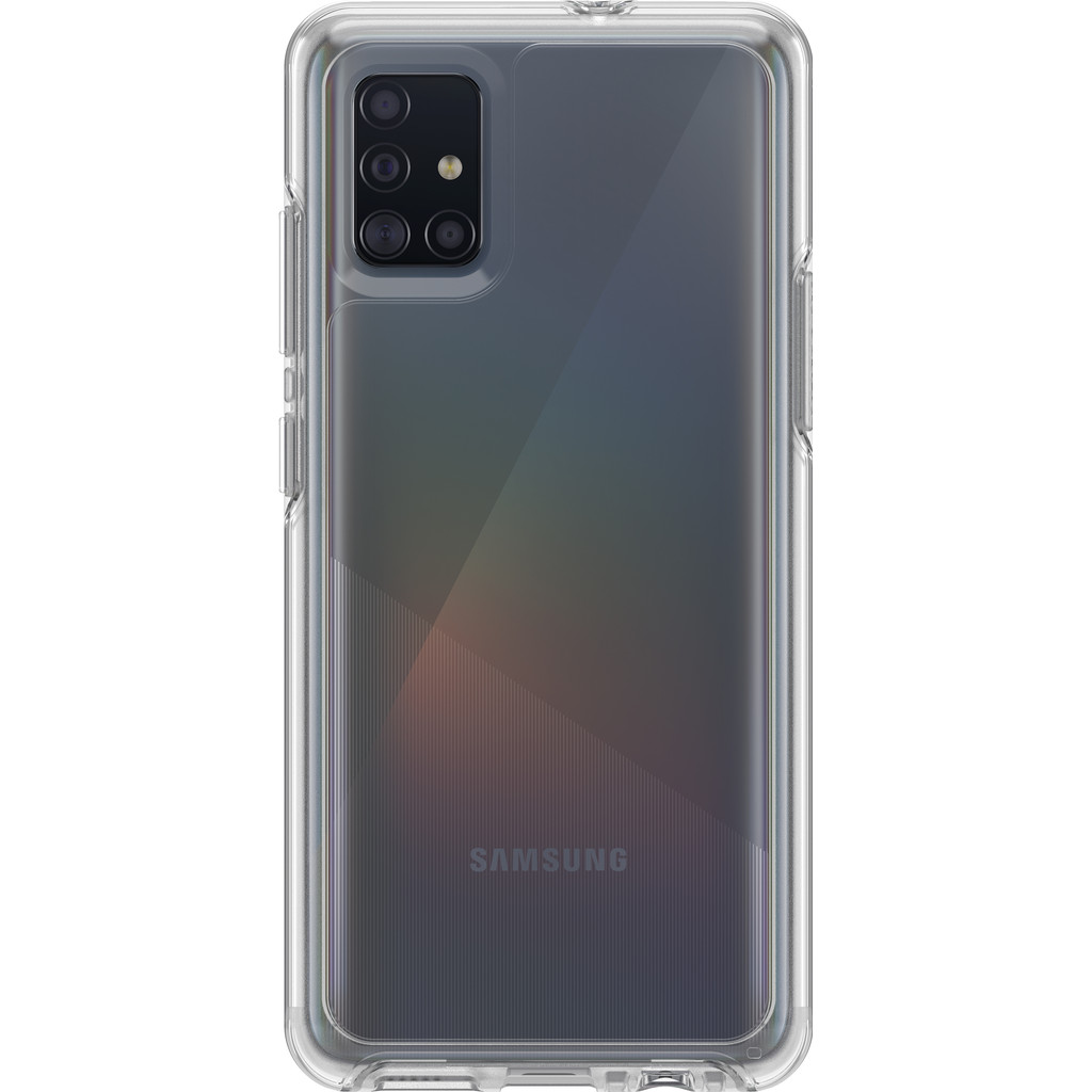 Otterbox Symmetry Samsung Galaxy A51 Back Cover Transparant