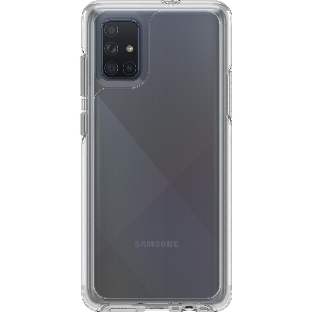 Otterbox Symmetry Samsung Galaxy A71 Back Cover Transparant