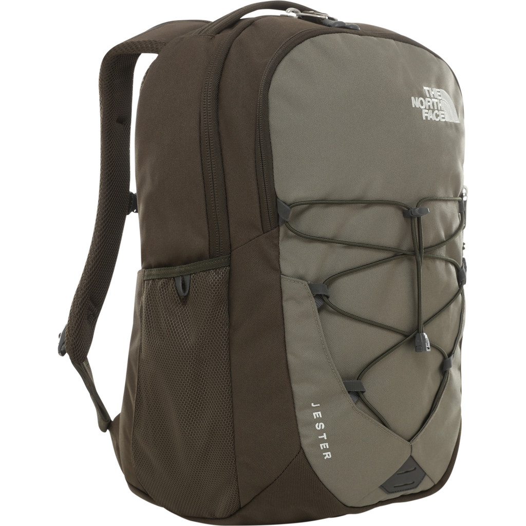 The North Face Jester 15'' New Taupe Groen/Grijs 29L